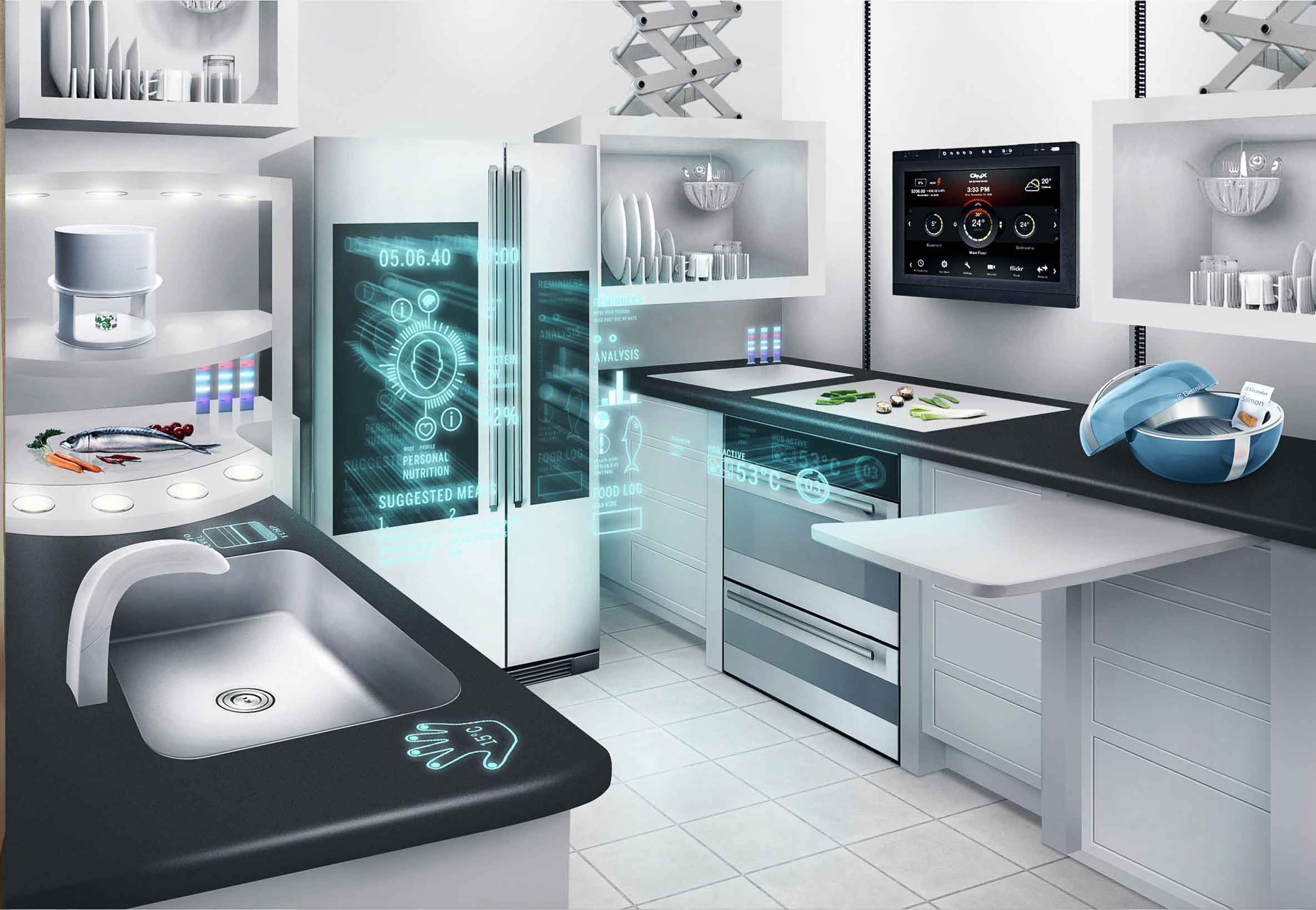 Cool Kitchen Appliances That Make Your Life Easier Electronics Go Green